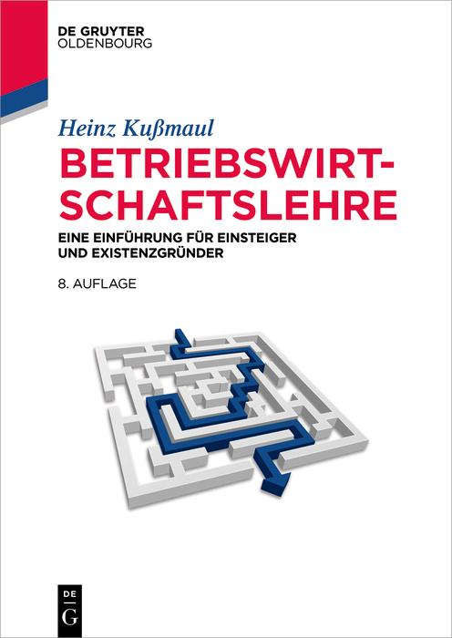 Betriebswirtschaftslehre als eBook Download von...