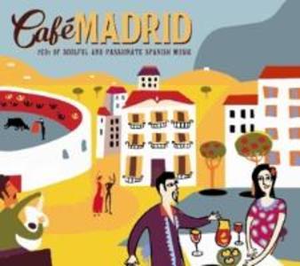 Caf, Madrid