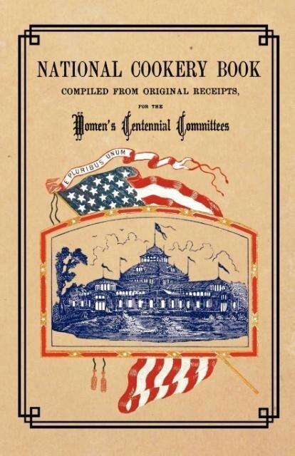 National Cookery Book als Taschenbuch
