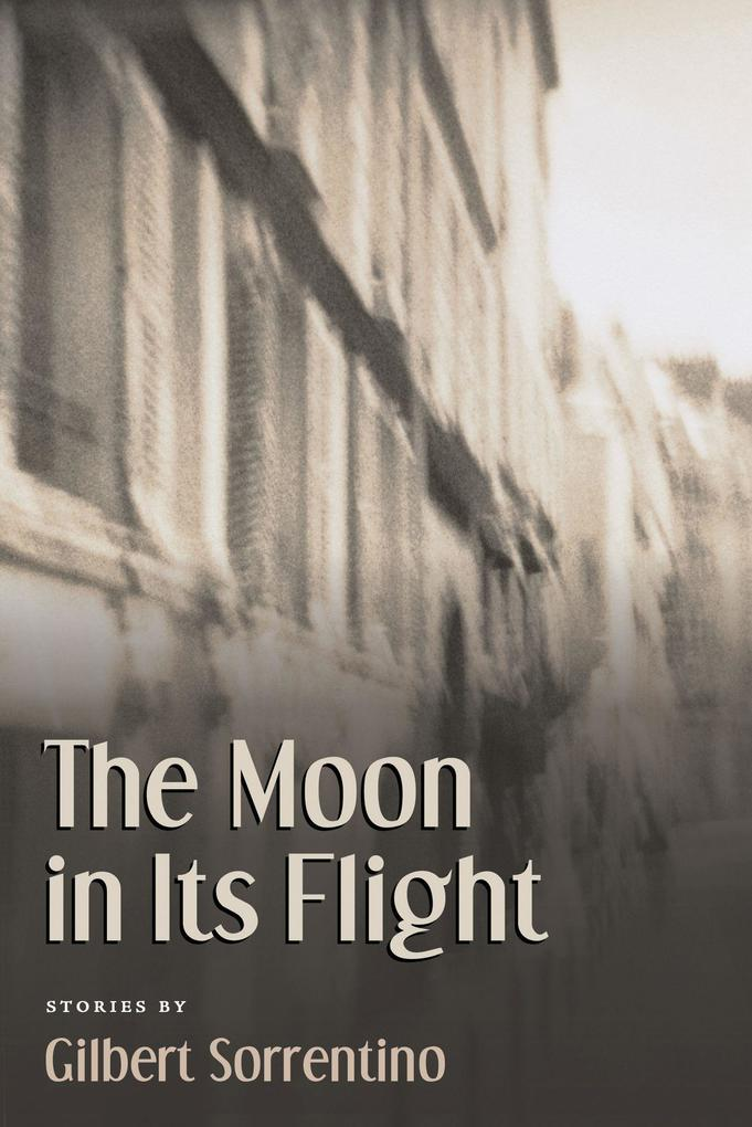 The Moon in Its Flight als Taschenbuch