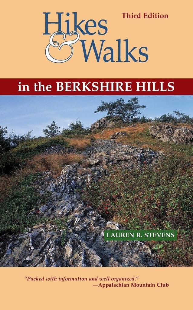 Hikes & Walks in the Berkshire Hills als Taschenbuch
