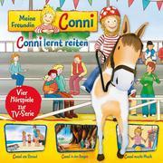 Meine Freundin Conni - 06: Conni lernt reiten/Strand/in den Bergen/Musik