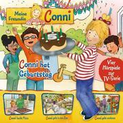 Meine Freundin Conni - 04: Conni hat Geburtstag/backt Pizza/geht in den Zoo/geht verloren