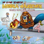 Die kleine Schnecke Monika Häuschen - 44: Warum bauen Biber Dämme?
