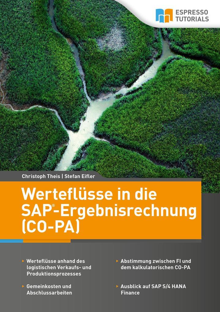 Werteflüsse in die SAP-Ergebnisrechnung (CO-PA)...
