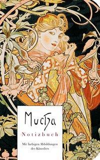Alfons Mucha - Notizbuch als Buch von Alfons Mucha