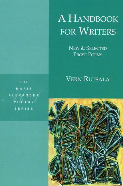 A Handbook for Writers als Taschenbuch