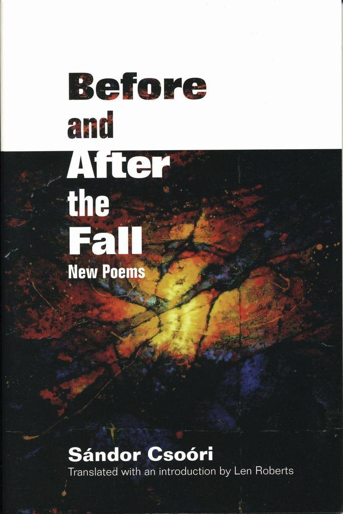 Before and After the Fall: New Poems als Buch