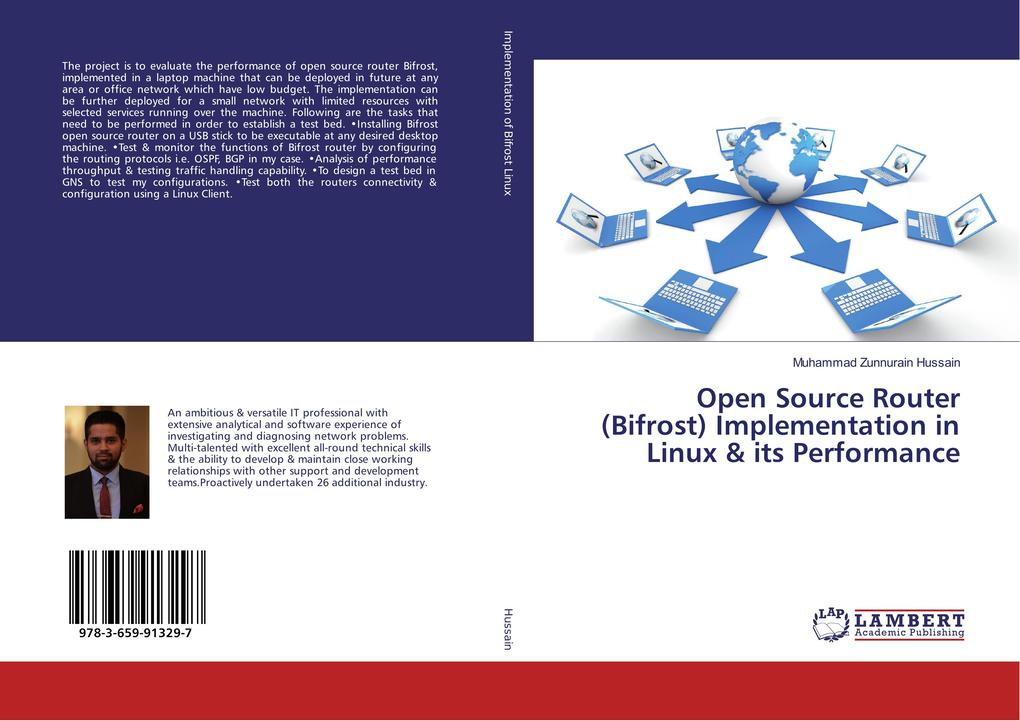 Open Source Router (Bifrost) Implementation in ...
