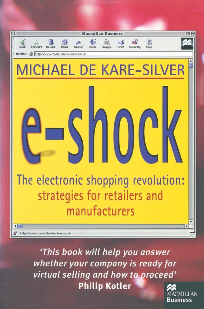 E-Shock als eBook Download von Michael De Kare-...