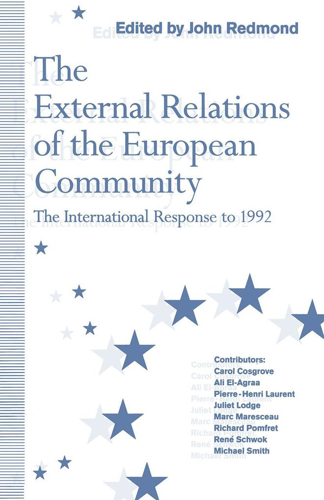 External Relations of the European Community al...
