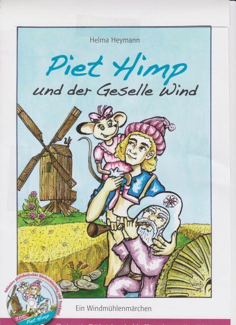 Piet Himp und der Geselle Wind, m. Audio-CD als...