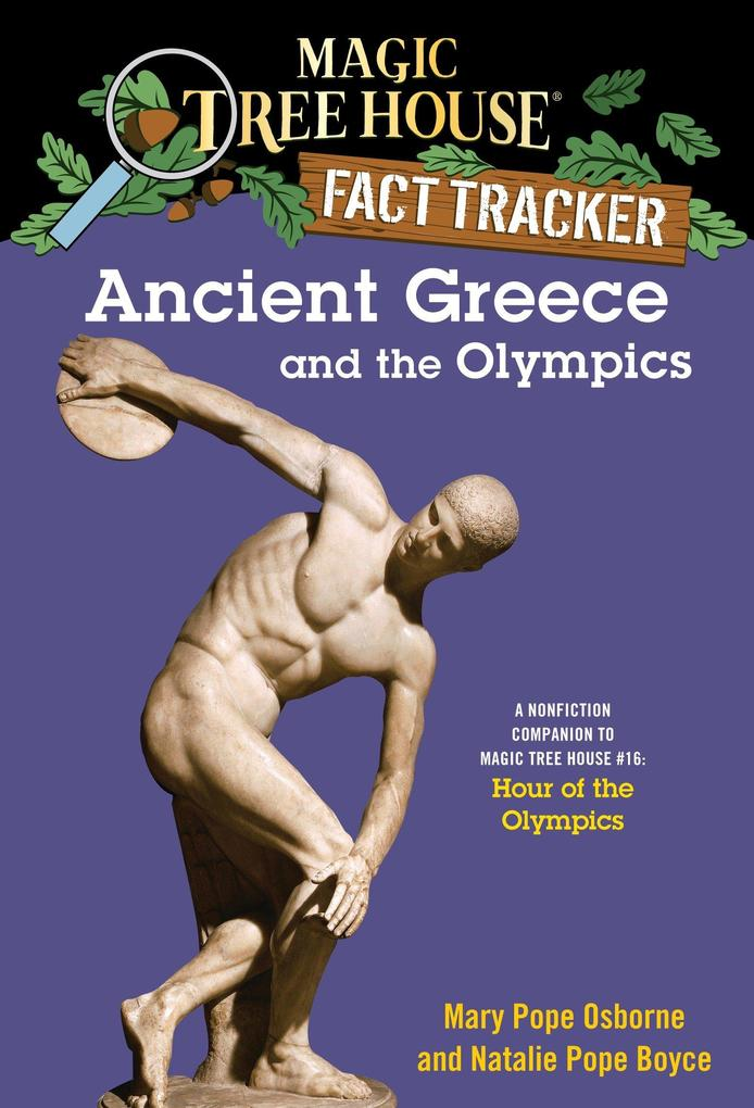 Ancient Greece and the Olympics: A Nonfiction Companion to Magic Tree House #16: Hour of the Olympics als Taschenbuch