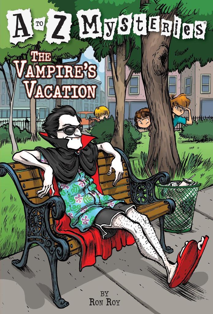 The Vampire's Vacation als Taschenbuch