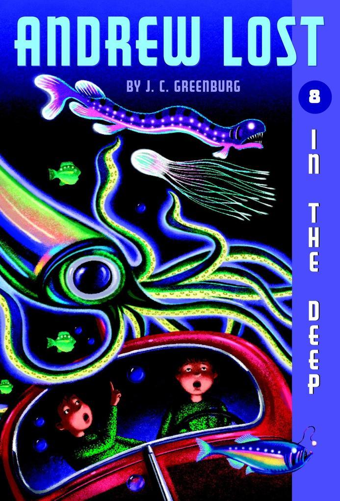 Andrew Lost #8: In the Deep als Taschenbuch
