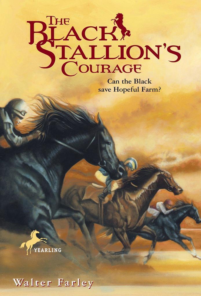 The Black Stallion's Courage als Taschenbuch