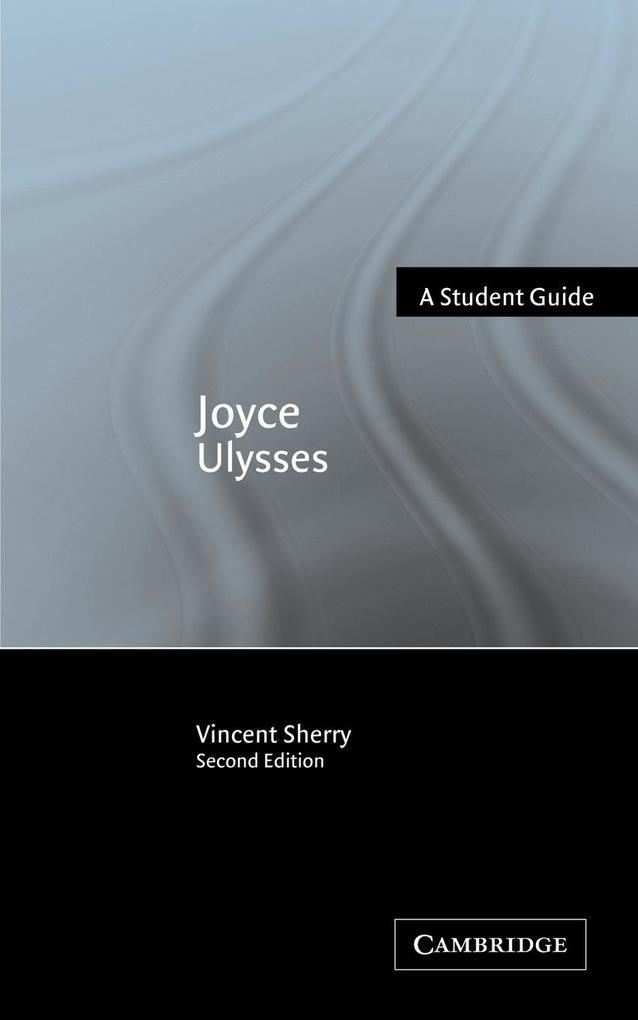Joyce Ulysses als Buch