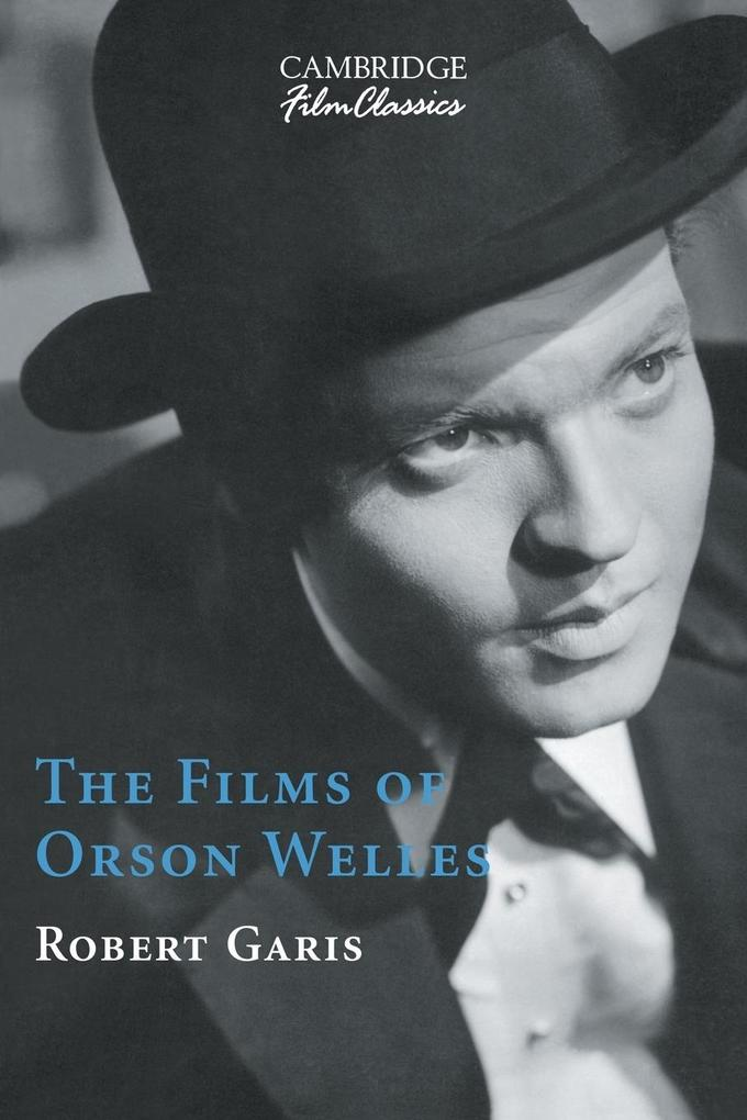 The Films of Orson Welles als Buch