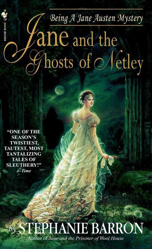Jane and the Ghosts of Netley als Taschenbuch