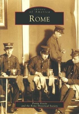 Rome als Taschenbuch