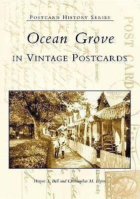 Ocean Grove in Vintage Postcards als Taschenbuch