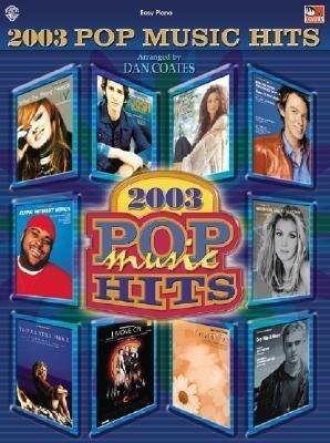 2003 Pop Music Hits als Taschenbuch