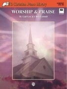 WB Christian Piano Library: Worship & Praise, Book & General MIDI Disk [With MIDI Disk]