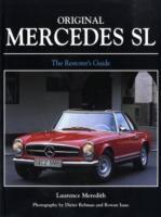 Original Mercedes Sl als Taschenbuch