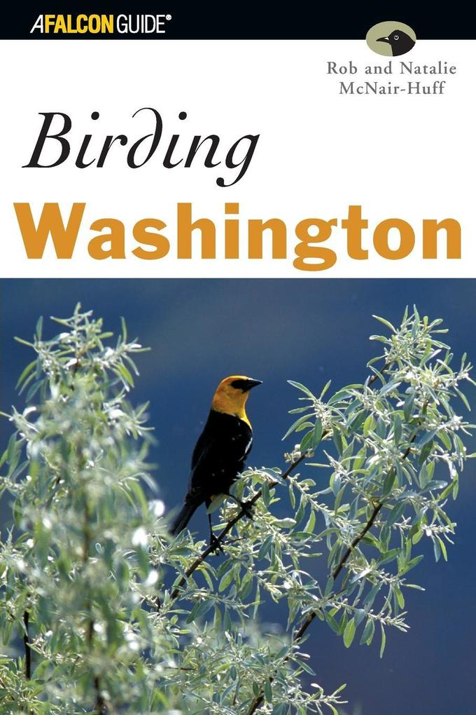 Birding Washington, First Edition als Taschenbuch