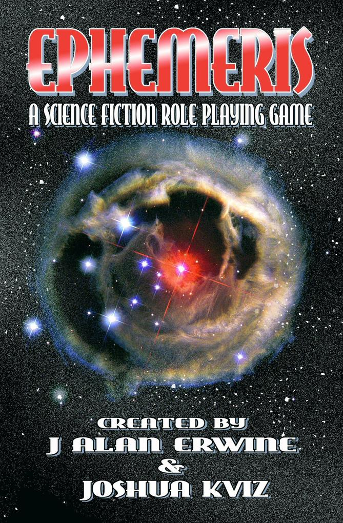 Ephemeris: A Science Fiction RPG als eBook Down...