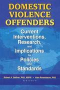 Domestic Violence Offenders als Taschenbuch
