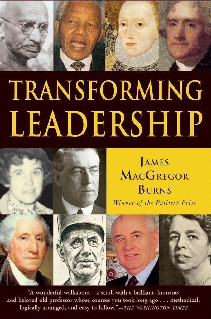 Transforming Leadership als Taschenbuch
