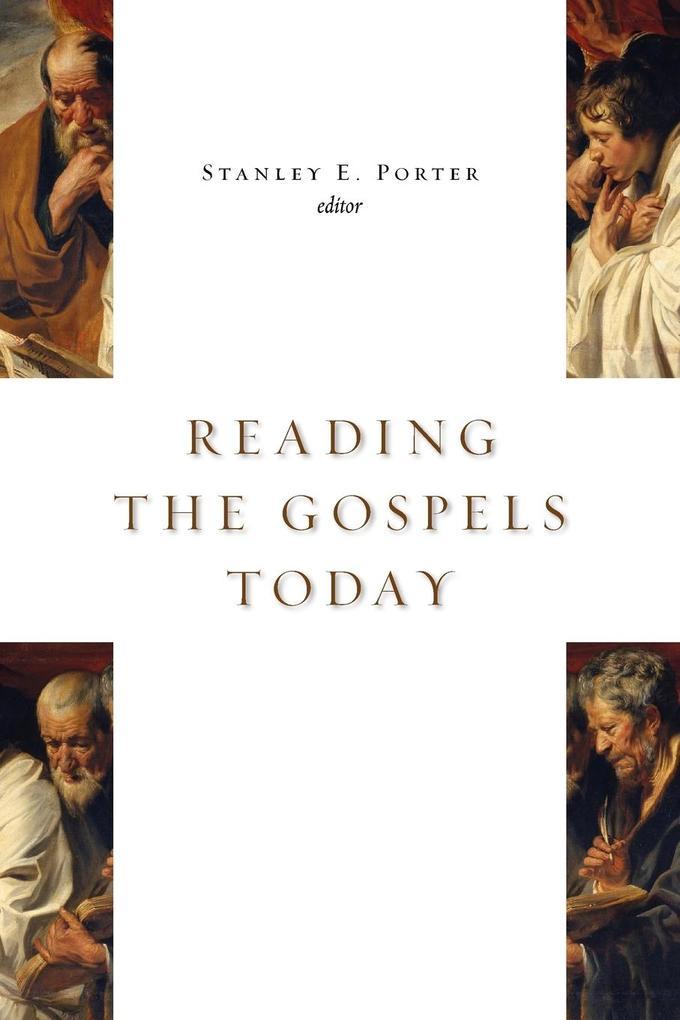 Reading the Gospels Today als Taschenbuch