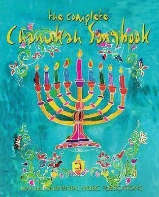 The Complete Chanukah Songbook als Taschenbuch