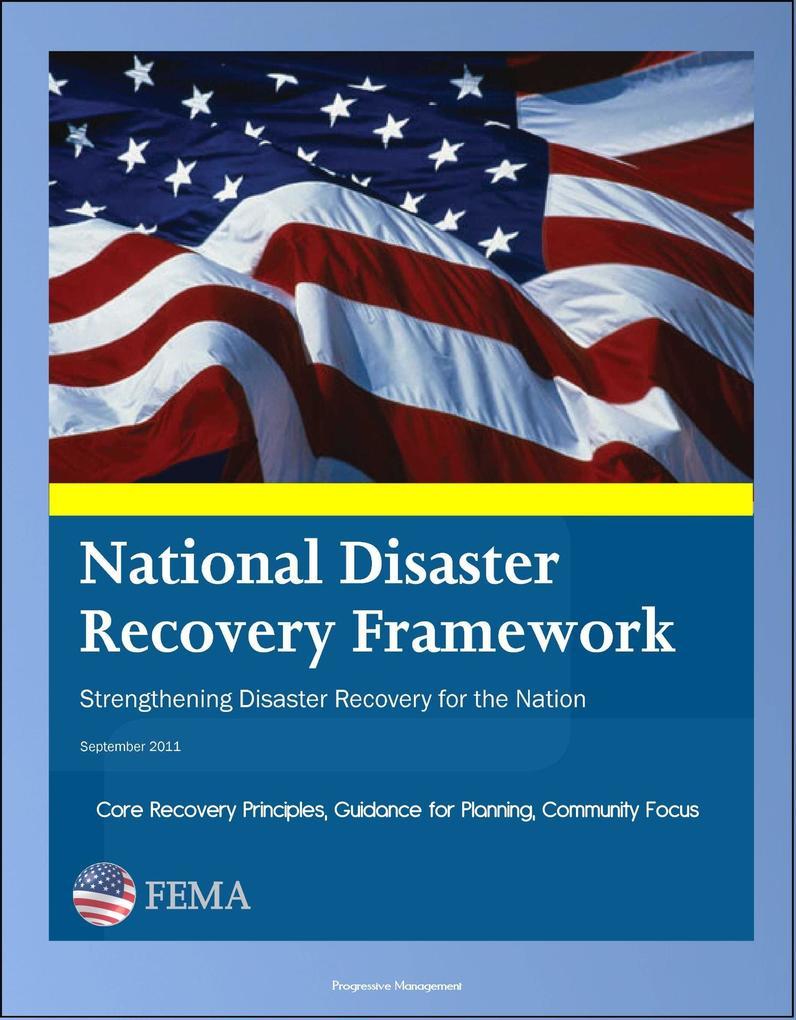 FEMA National Disaster Recovery Framework (NDRF...