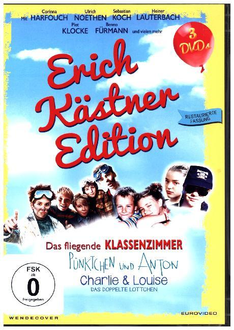 Erich Kästner Edition (Digital Remastered)