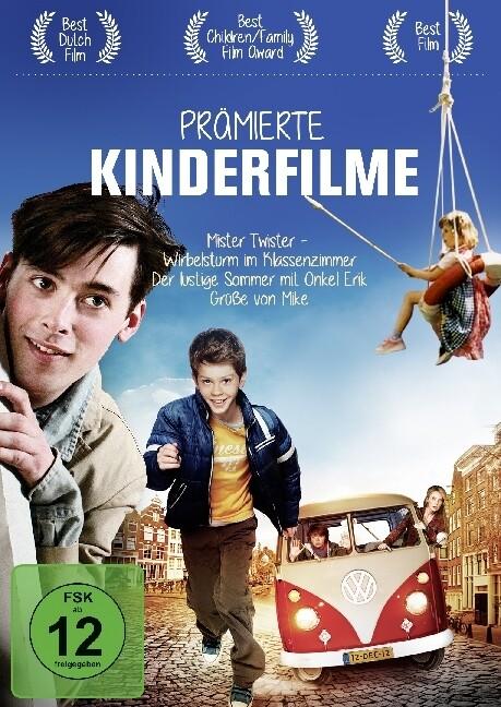Prämierte Kinderfilme - Mister Twister - Wirbel...