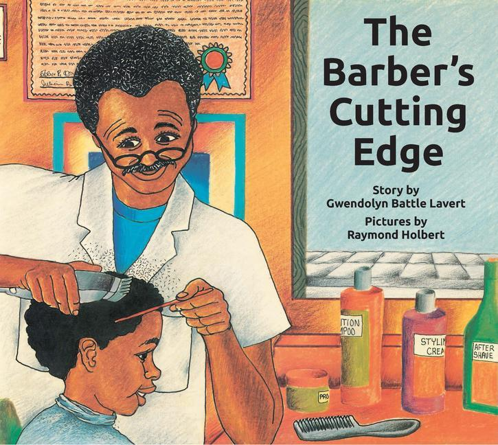 The Barber's Cutting Edge als Taschenbuch