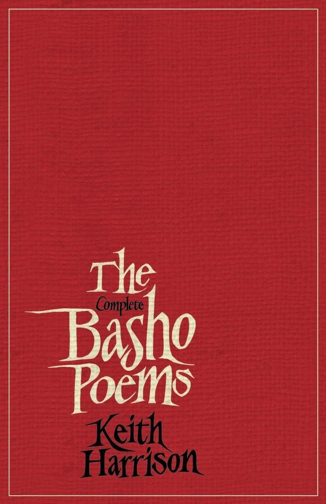 The Complete Basho Poems als Taschenbuch
