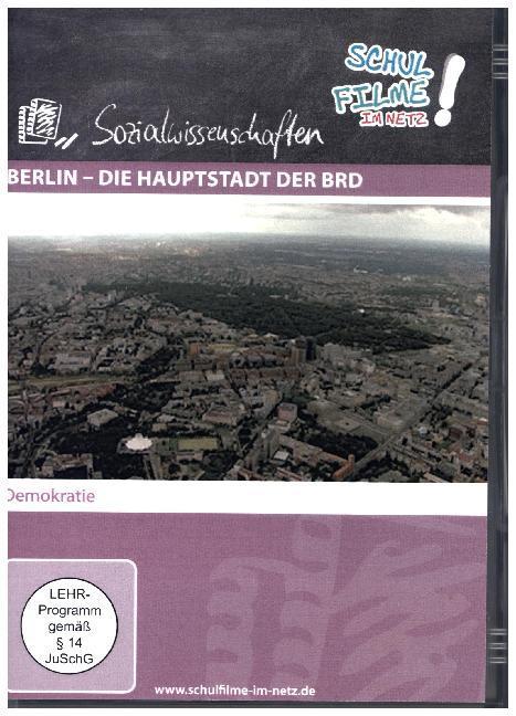 Berlin - die Hauptstadt der BRD