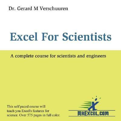 Excel for Scientists: A Complete Course for Scientists and Engineers als Spielwaren