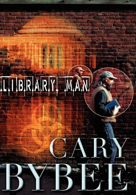 Library Man als Buch