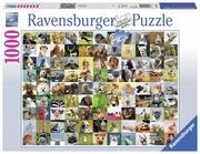 99 lustige Tiere. Puzzle 1000 Teile