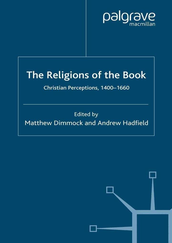 The Religions of the Book als eBook Download von