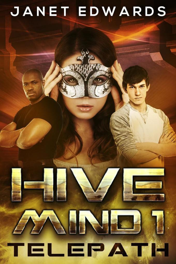 Telepath (Hive Mind, #1) als eBook
