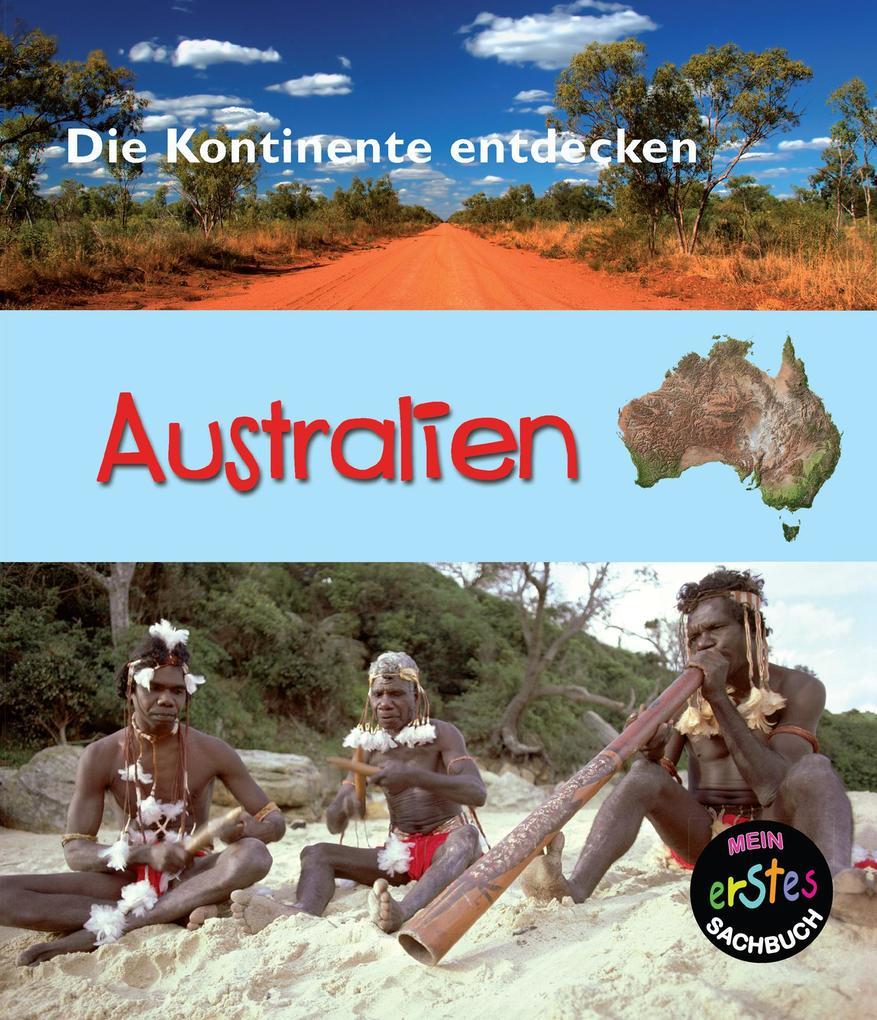 Australien als Buch (gebunden)