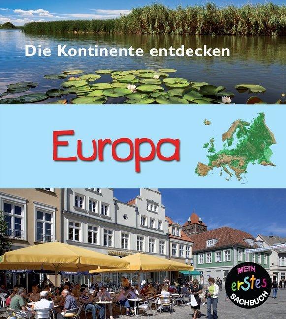 Europa als Buch (gebunden)