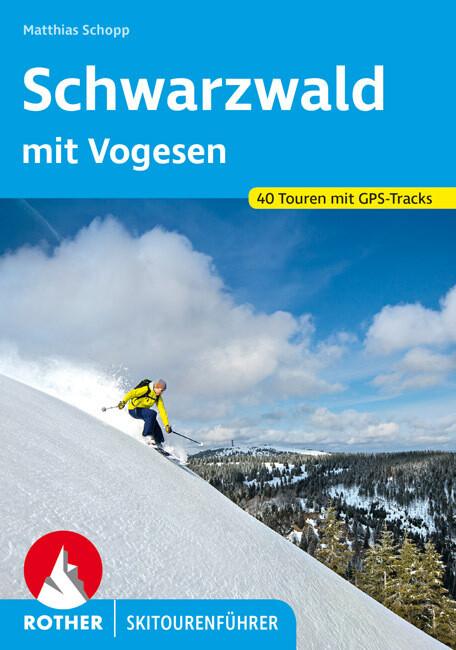 Schwarzwald mit Vogesen als Buch