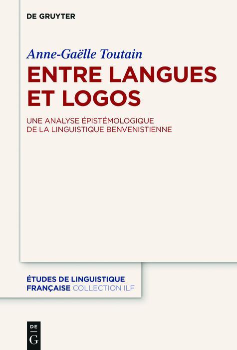 Entre langues et logos als eBook epub