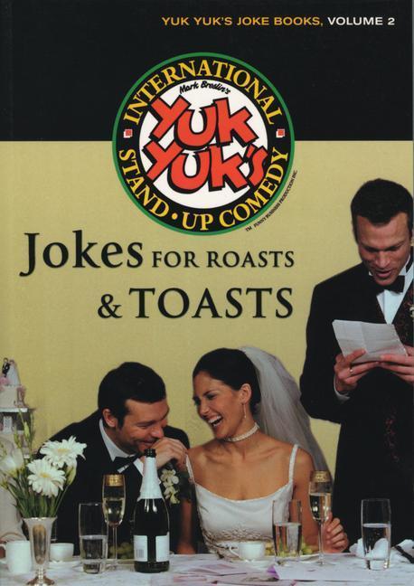 Jokes for Roasts & Toasts als Taschenbuch